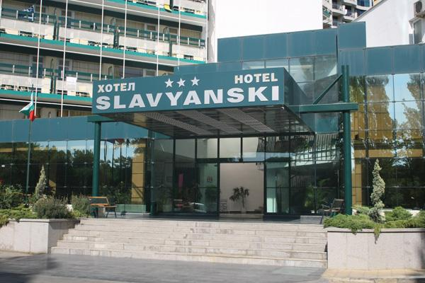 Hotel Slavyanski - Slunečné pobřeží - Bulharsko