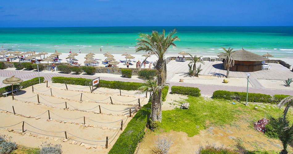 Aljazira Beach