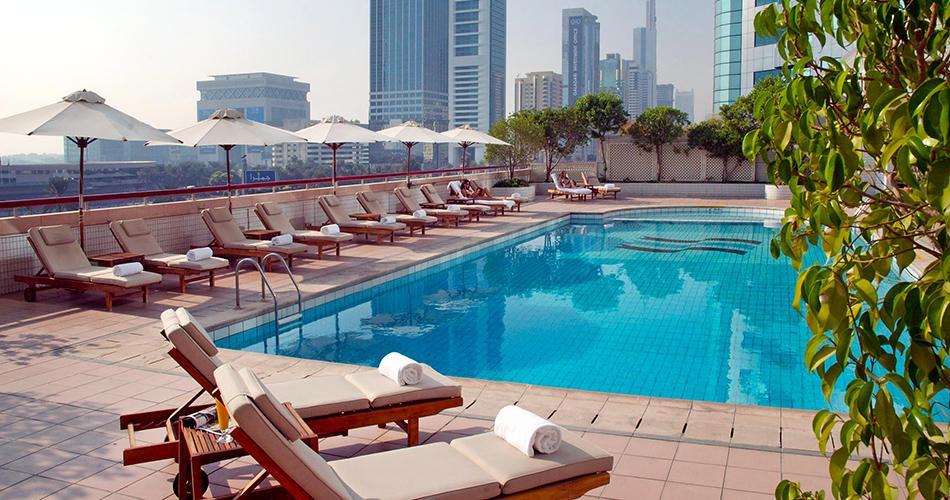 Crowne Plaza Dubai - Dubaj - Spojené arabské emiráty