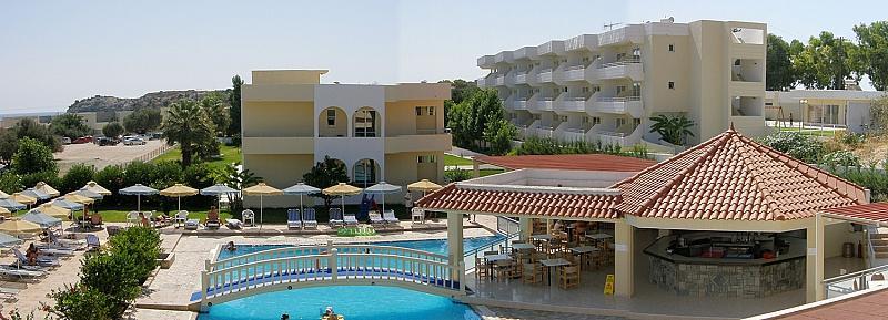 Hotel Memphis Beach Hotel