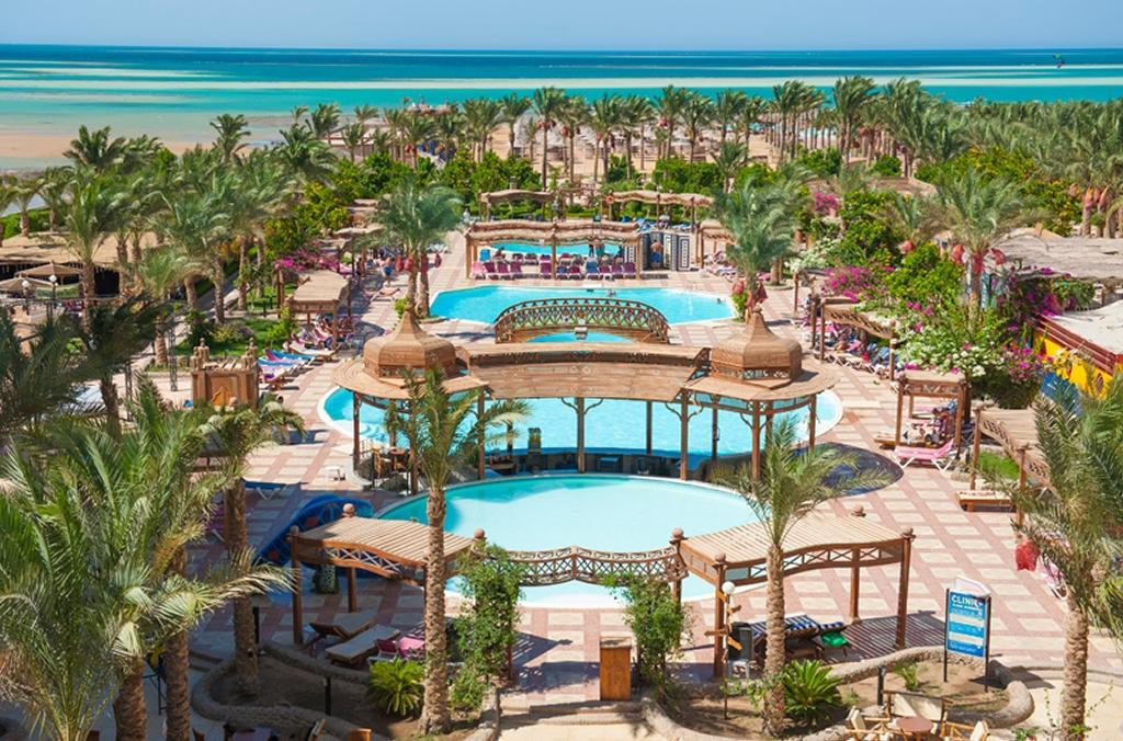Hawaii Riviera Aqua Park Resort - luxusní dovolená