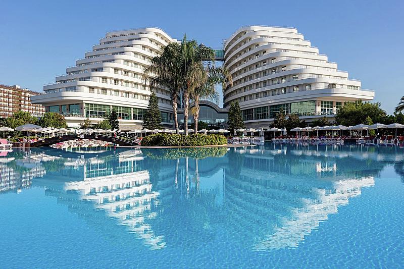 Antalya-Lara - Hotel MIRACLE RESORT