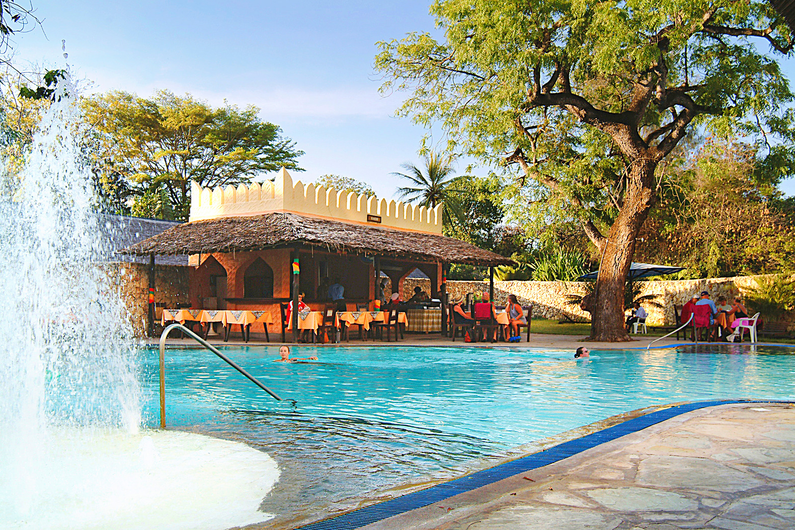 Bamburi Beach Hotel