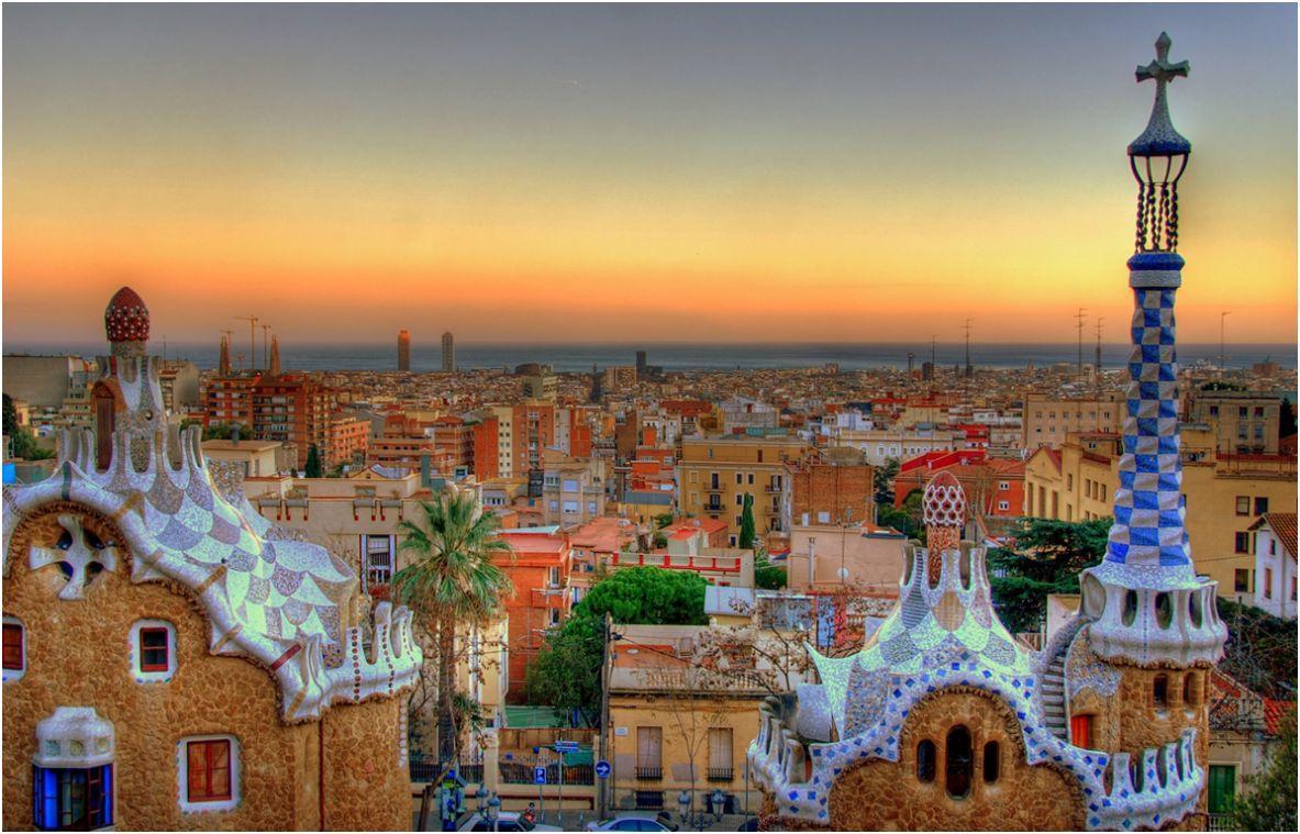Hotel Aranea 3*, Barcelona - letecky