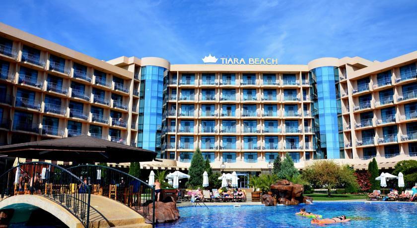 Hotel Tiara Beach - v srpnu