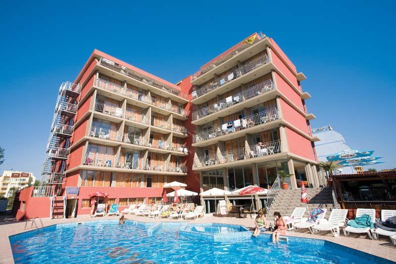 Tia Maria - Slunečné pobřeží - dovolená