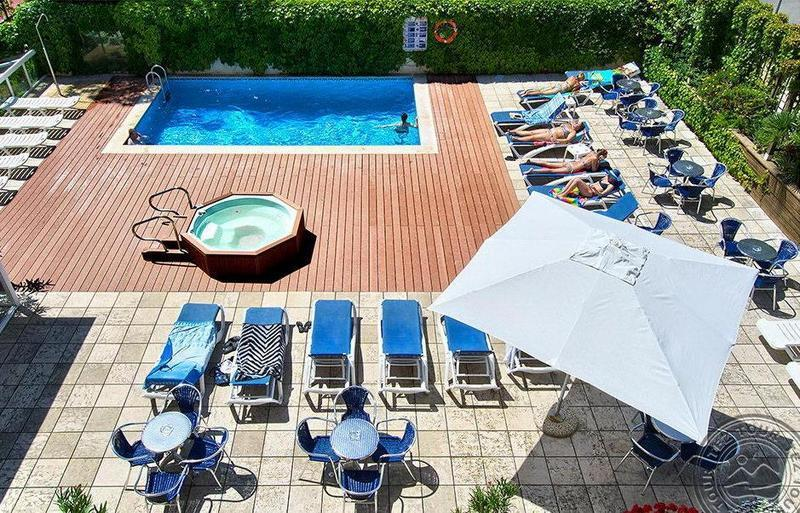 Hotel Boix Mar pro seniory