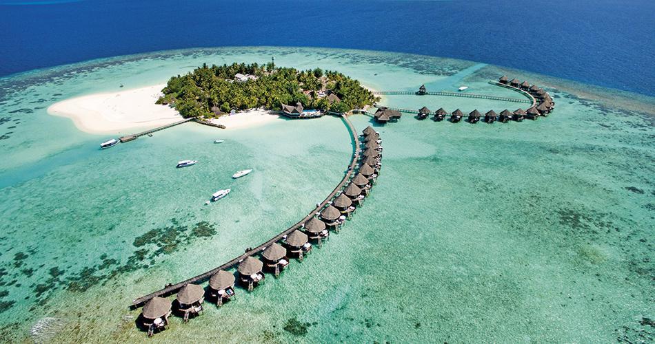 Nejlevnější Kaafu Atol - Maledivy