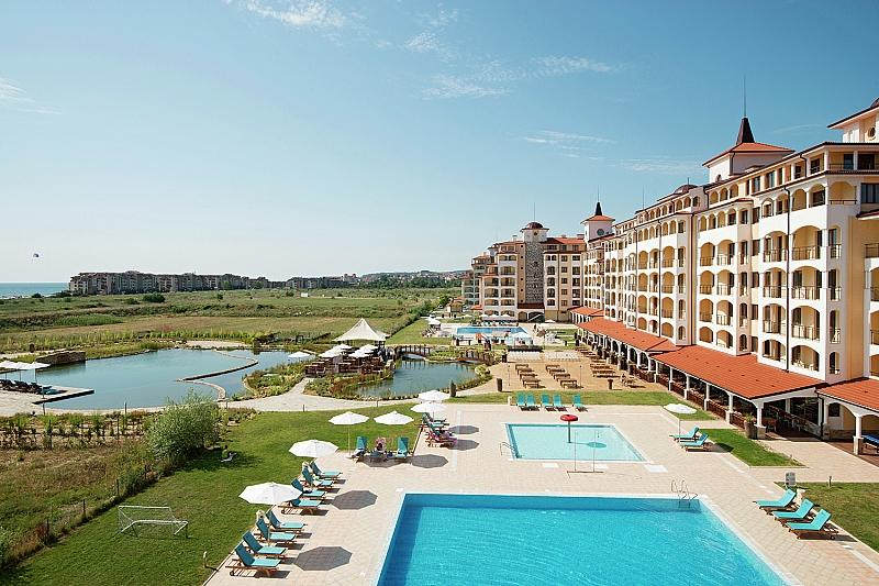 Sunrise All Suites Resort - Bulharsko letecky z Prahy