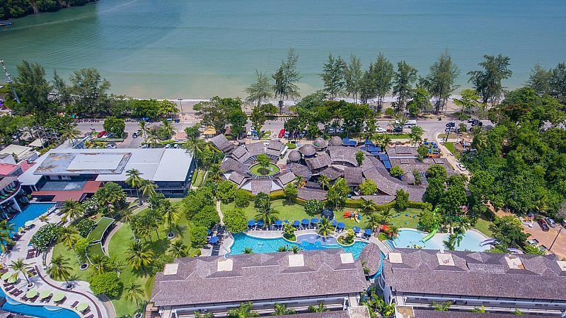 Holiday Inn Resort Krabi Ao Nang Beach - snídaně
