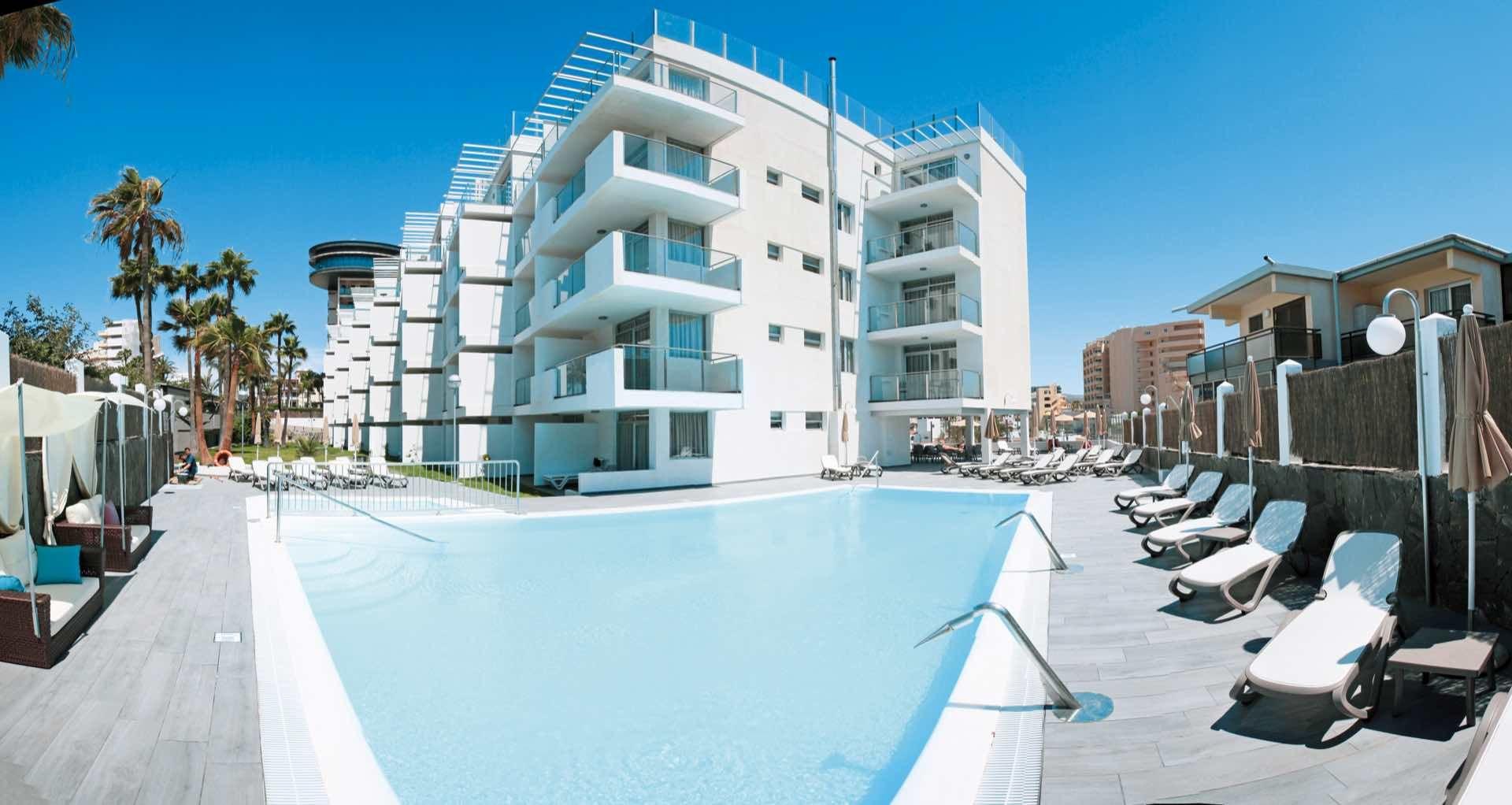 hotel sahara playa appartements