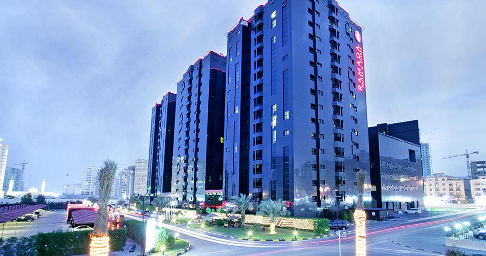 Ramada Hotel & Suites Ajman - first minute