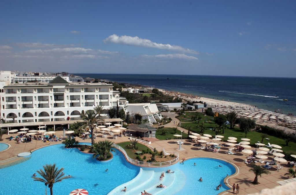 Hotel El Mouradi Palm Mar.