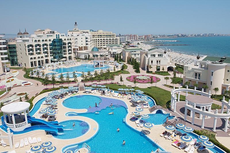 Sunset Resort - Bulharsko v červnu - luxusní dovolená