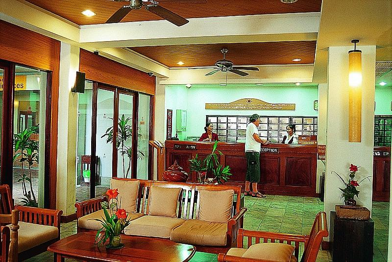Sunshine Hotel & Residence - Snídaně