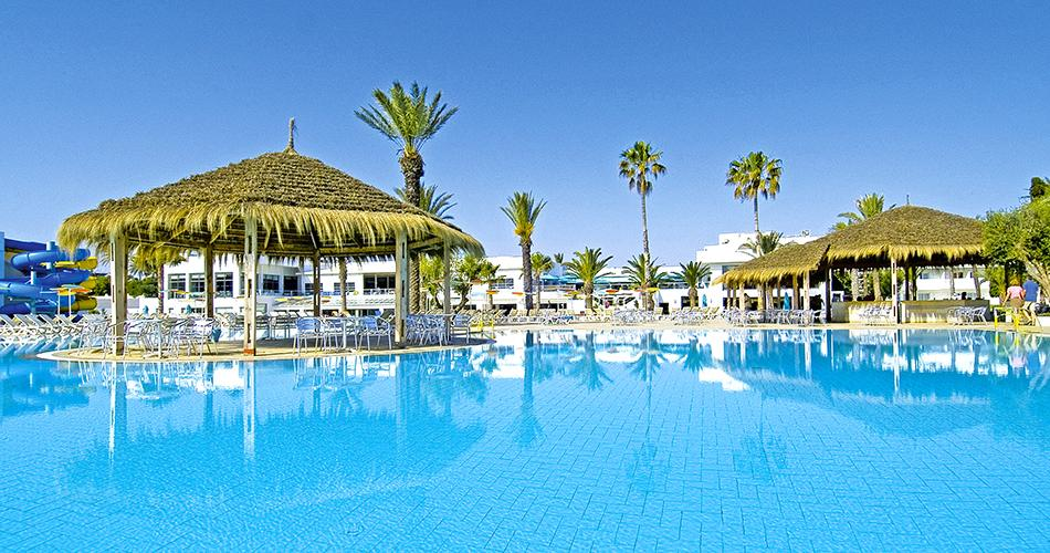 Hotel Thalassa Sousse Resort & Aquapark - hotely