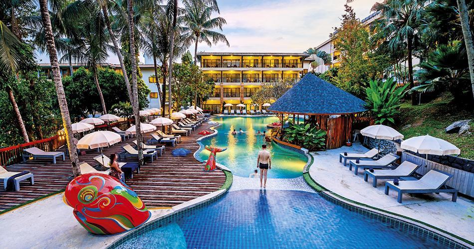 Peach Hill Resort