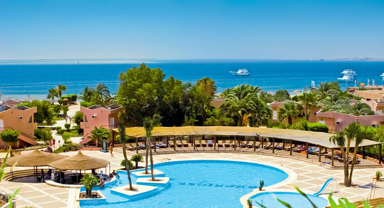 Hotel Ballina Paradise Abu Soma