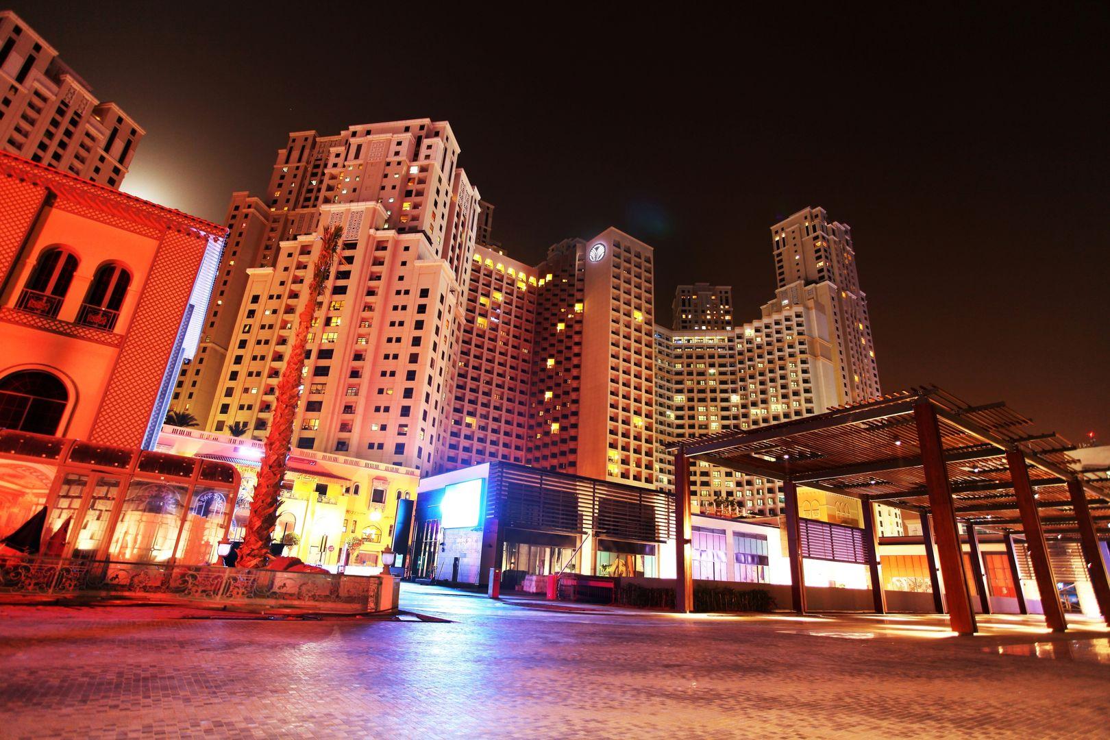 Hotel Amwaj Rotana Jumeirah Bea.