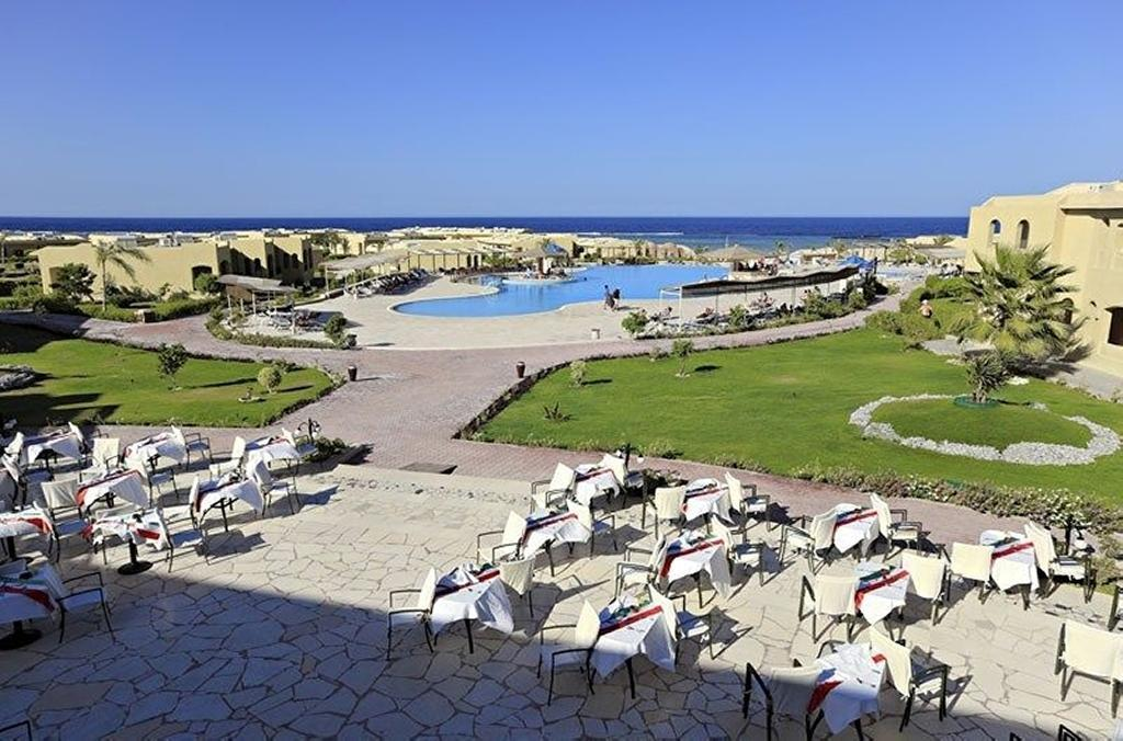 The Three Corners Fayrouz Plaza Beach Resort - Last Minute a dovolená