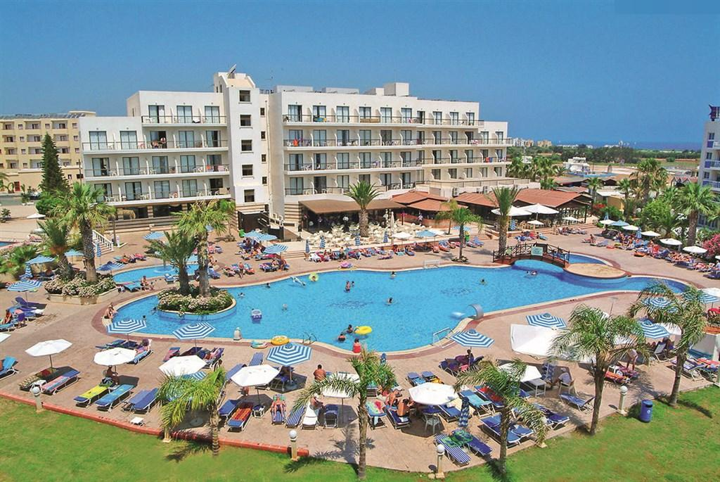 Tsokkos Protaras Beach Hotel - letecky all inclusive