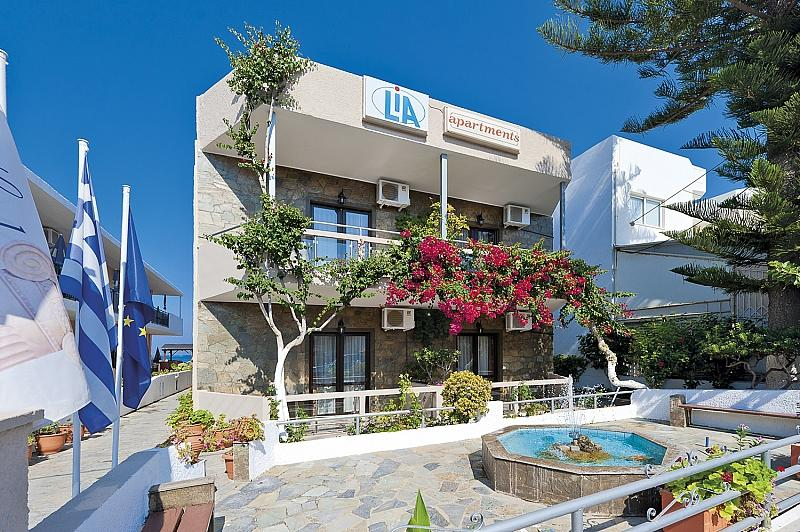 Hotel Koukouras Lia Appartements inklusive Privattransfer