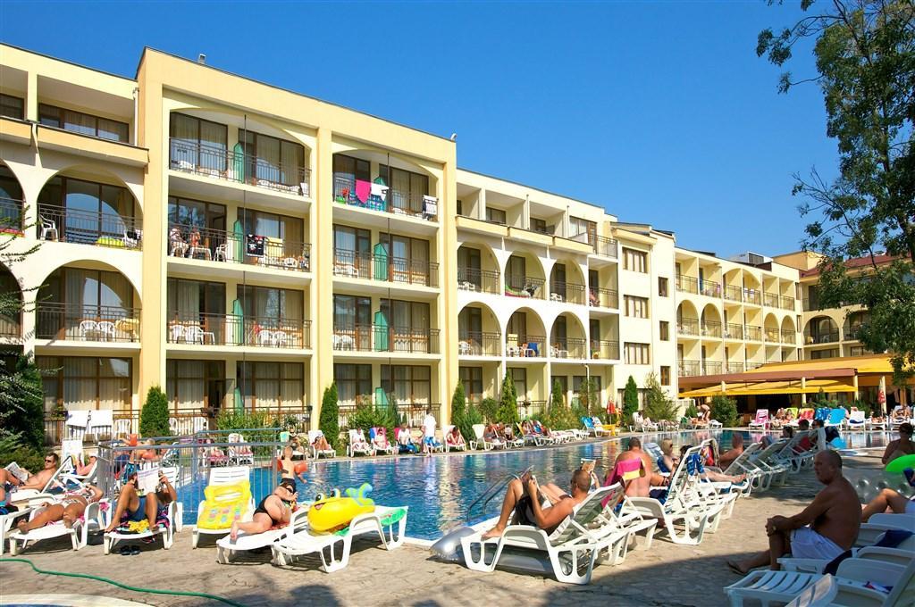 Yavor Palace - luxusní dovolená