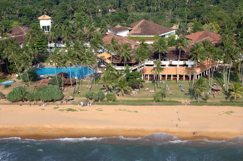 Hotel Tangerine Beach - letecky z prahy