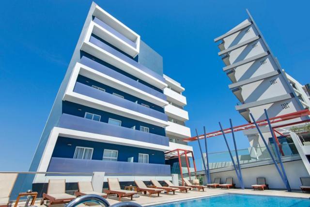 Hotel Semiramis Snídaně