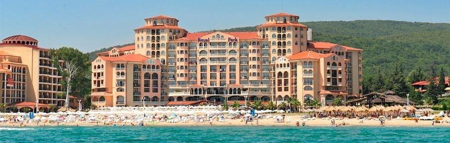 Hotel Royal Villas Elenite