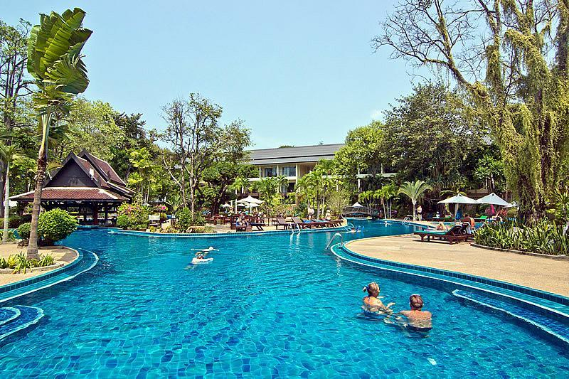 The Green Park Resort