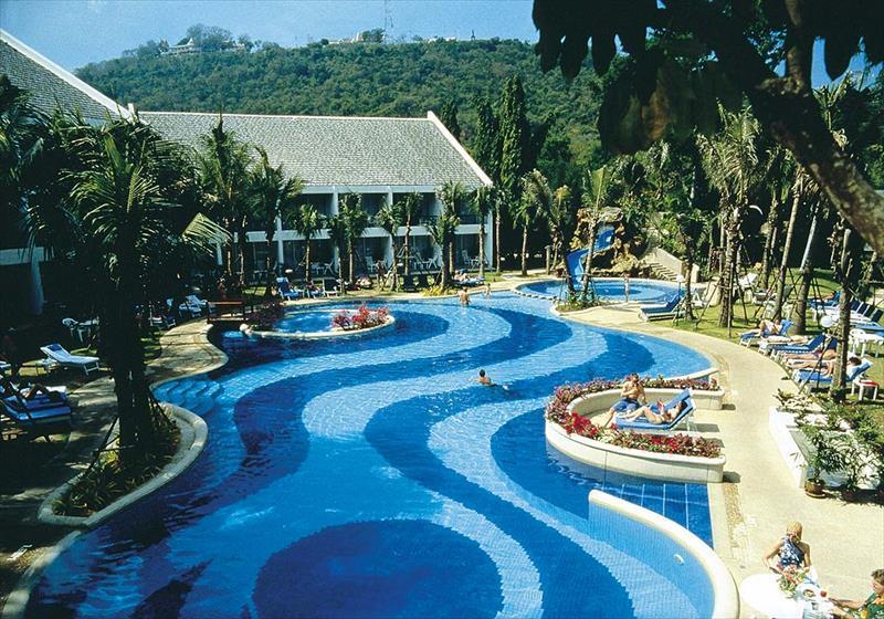 Siam Bayshore Resort - Letecky z Prahy
