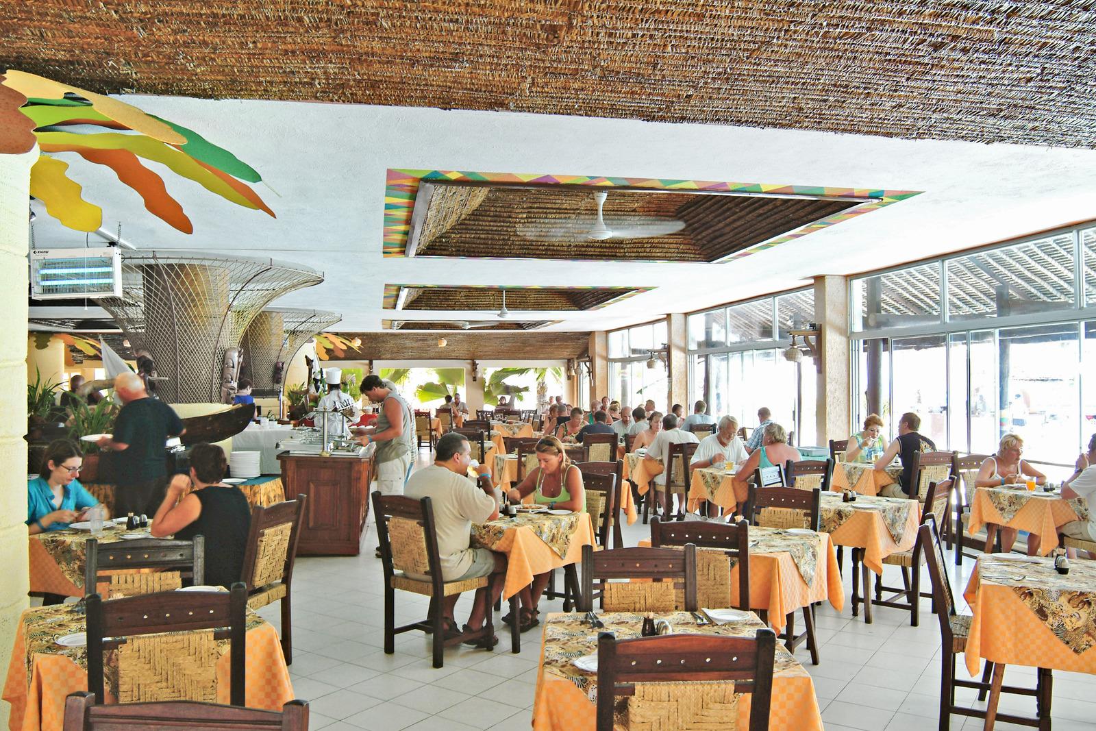 Hotel Bamburi Beach