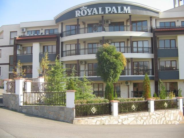 Royal Palm Apart Hotel