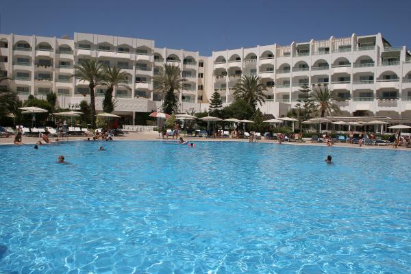 Hotel El Mouradi Palace - Last Minute a dovolená