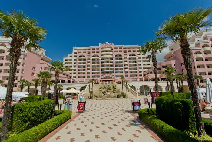 DIT Majestic Beach Resort - luxusní dovolená