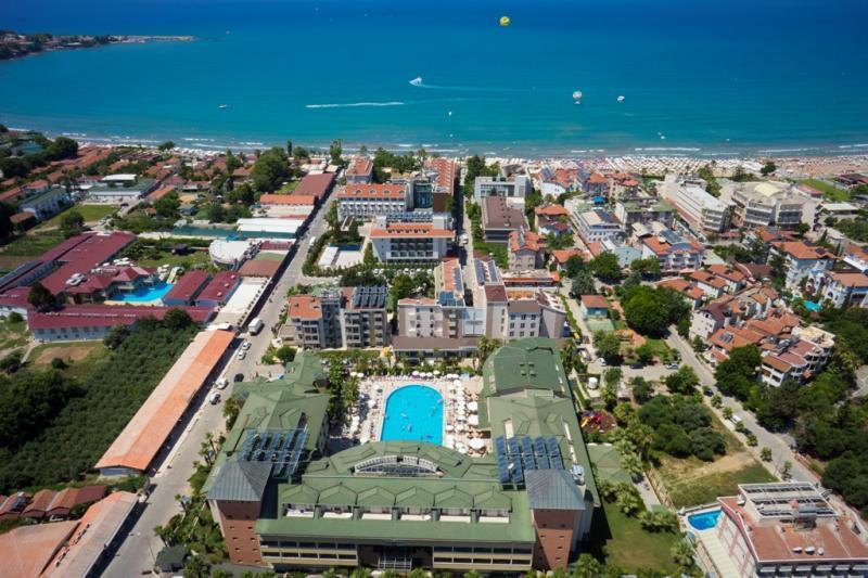Side Star Park - letecky all inclusive