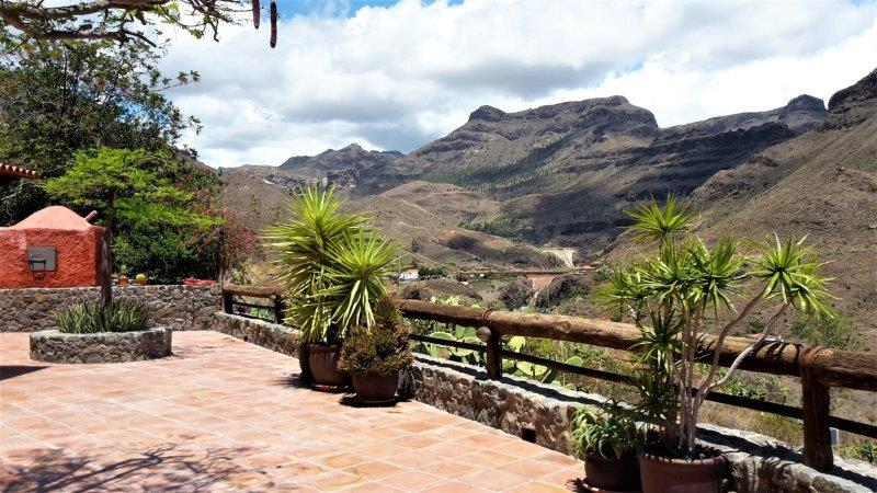 Gran Canaria - obklopeni přírodou