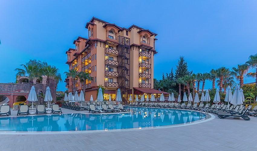 Hotel Villa Side   - vily