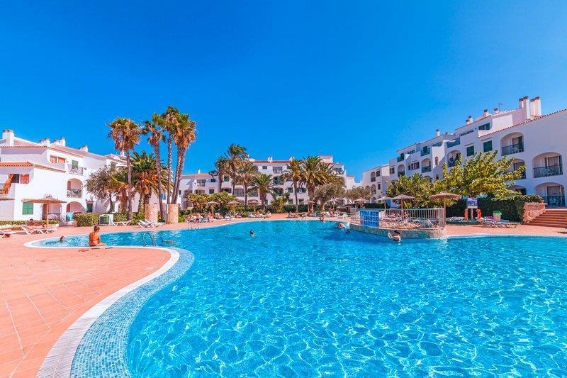 Vista Blanes - Menorca - Španělsko