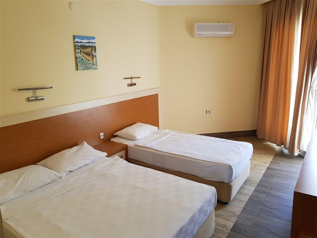 Hotel Grand Atilla - Dotované pobyty 50+ - Last Minute a dovolená