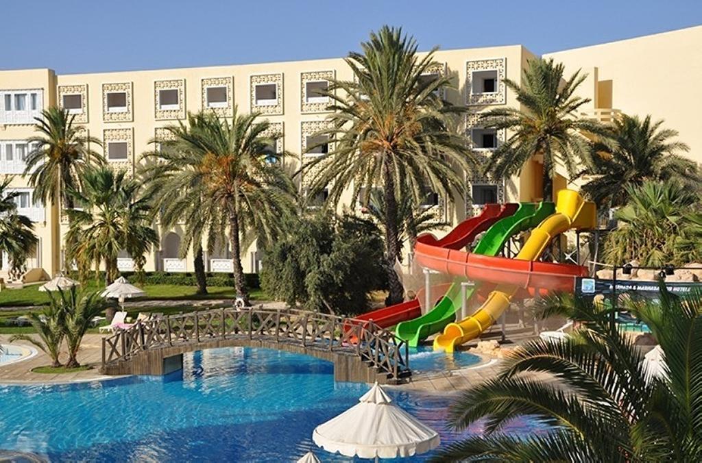Occidental Sousse Marhaba - Sousse - Tunisko