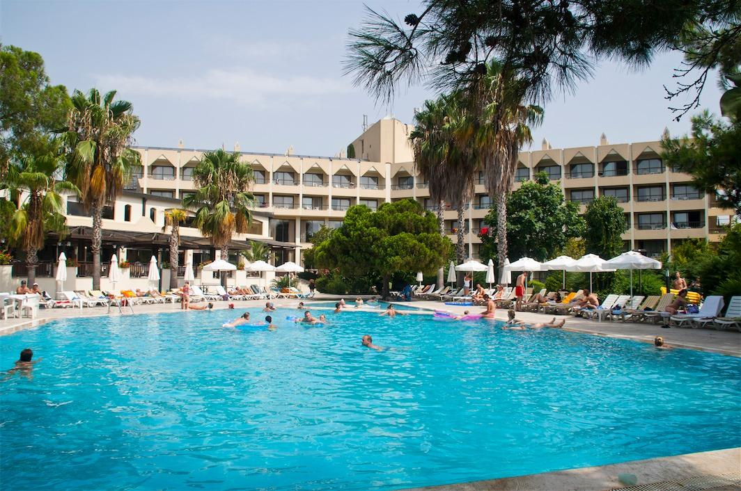 Serra Park - letecky all inclusive