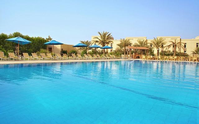Acacia By Bin Majid Hotels & Resorts Snídaně