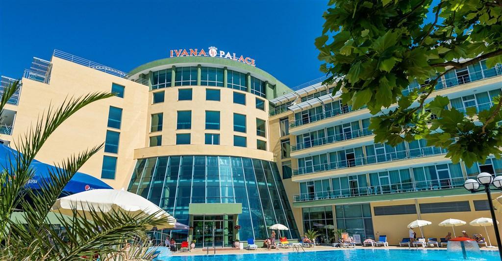 Ivana Palace - levně