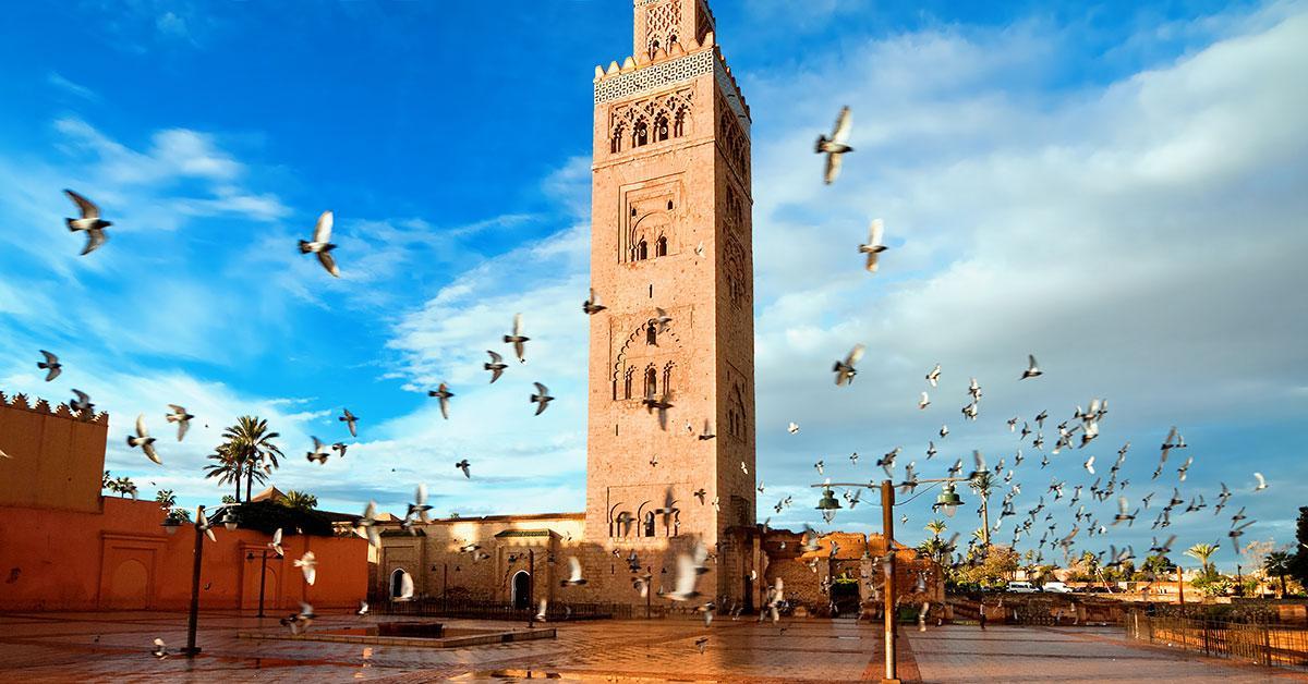 Okruh královskými městy Maroka - senior 50+