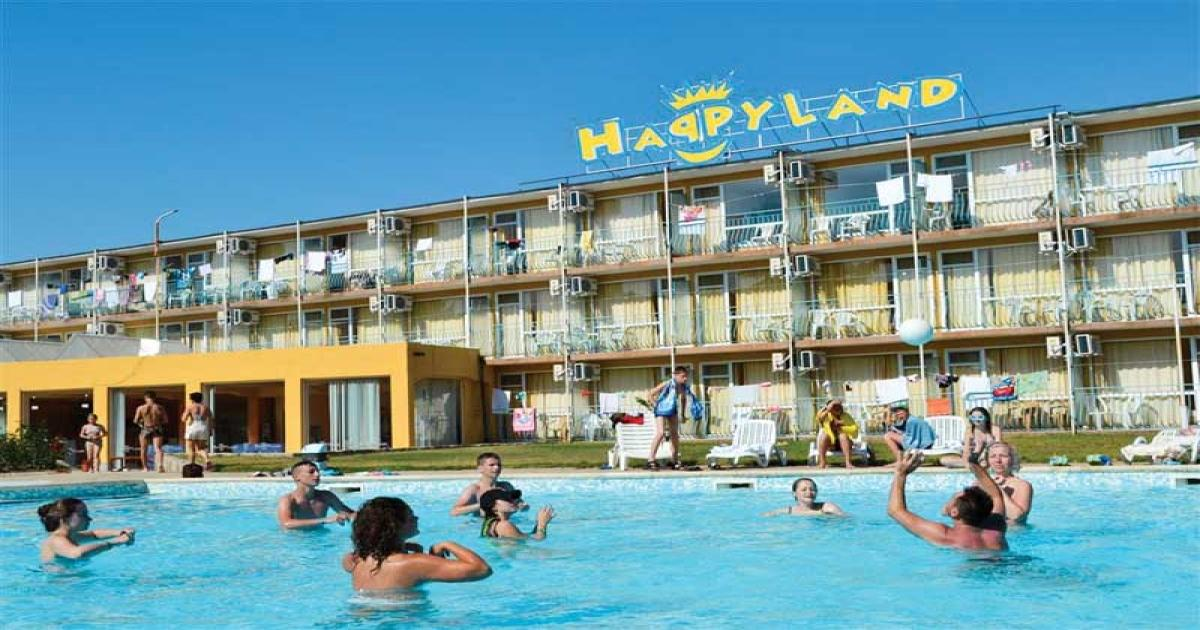 Hotel Happy Land