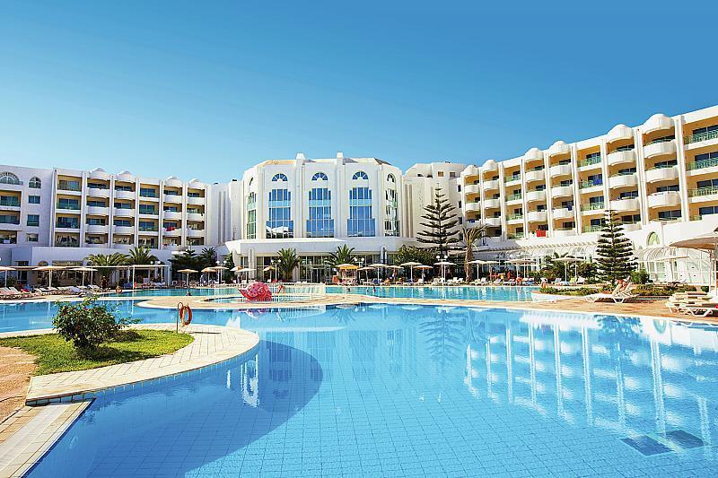 Hotel El Mouradi El Menzah - dovolená