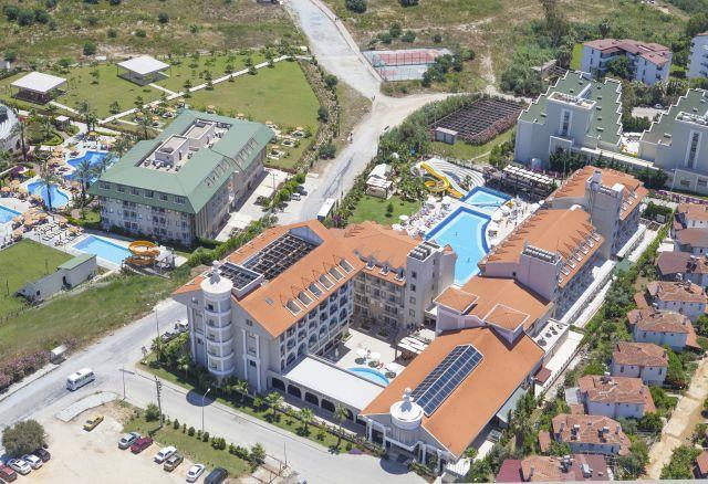 Diamond Beach Hotel & Spa - na pláži
