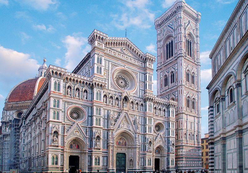 Hotel Rex 3*, Florencie - letecky